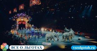 Скидки в цирк многодетным